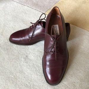 Madras dress shoes